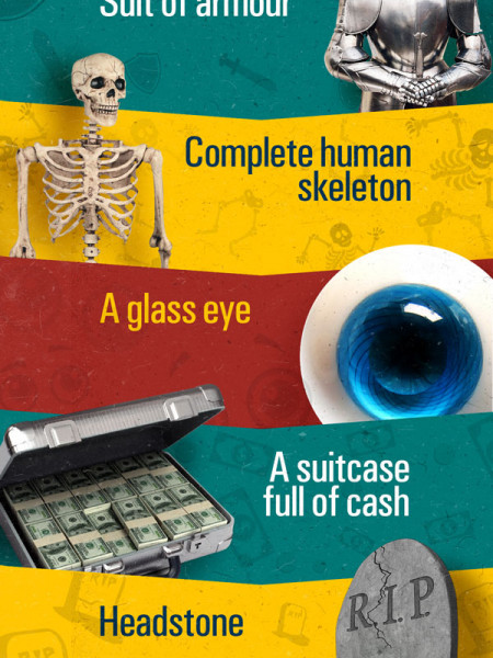 10  Weirdest things  Infographic