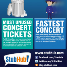 10 Astounding Gig World Records Infographic