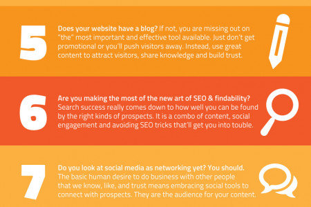 10 Crucial Strategies for Building a Better Business Website  Infographic