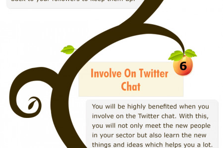 10 Effective Ways To Increase Followers On Twitter Infographic