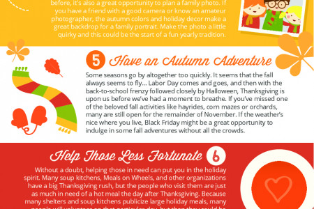 10 Family Friendly Black Friday Alternatives Infographic