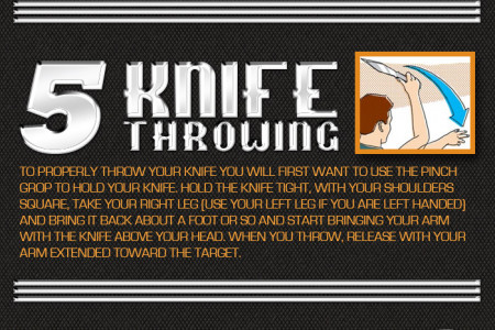 10 Knife Tips All Knife Owners Must Know Infographic