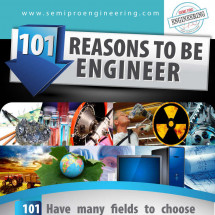 101 REASONS TO BE AN ENGINEER Infographic