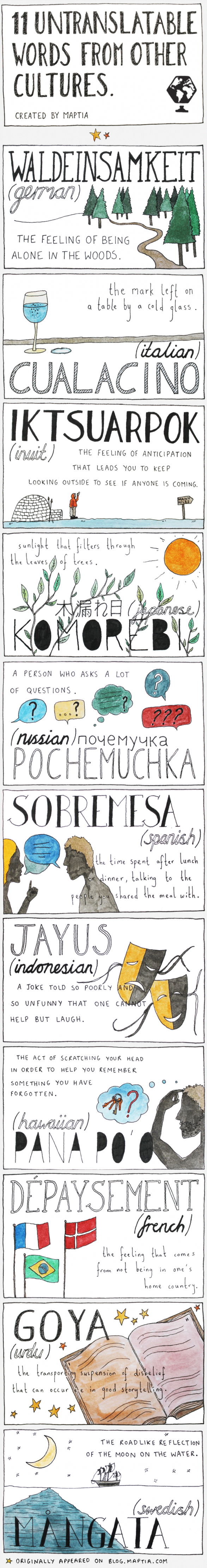 11 untranslatable words from other cultures 52152bbe65e85 w587 11 Untranslatable Words From Various Languages