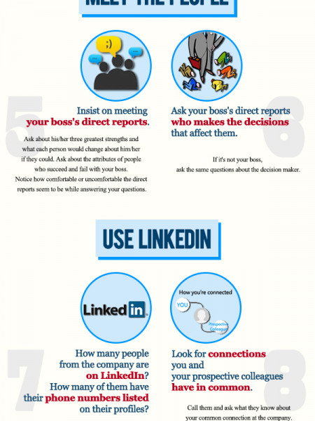 12 Things You Wish You'd Known Before You Took That Job Infographic