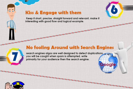 12 Ways to Optimizing SEO Copy Writing  Infographic