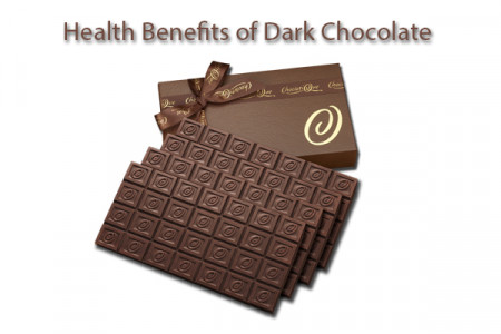 15 Health Benefits Of Dark Chocolate  Infographic