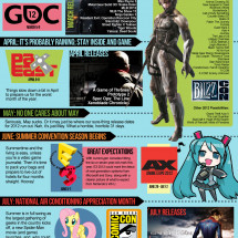 2012 Video Gamers Guide Infographic