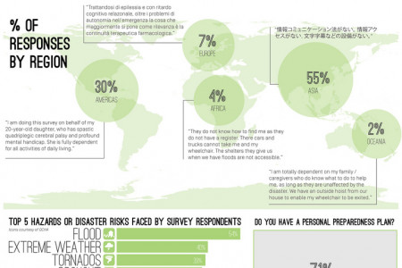 2013 IDDR survey - Overview Infographic