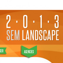 2013 SEM Landscape Infographic