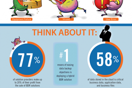 2013 State of Cloud Backup Infographic