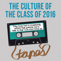 The Culture of the Class of 2016 Infographic