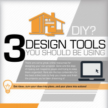 3 Design Tools You Should Be Using Infographic