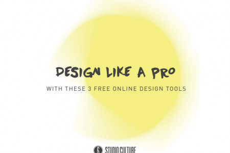 3 Free Online Tools All Designers Need to Know About Infographic
