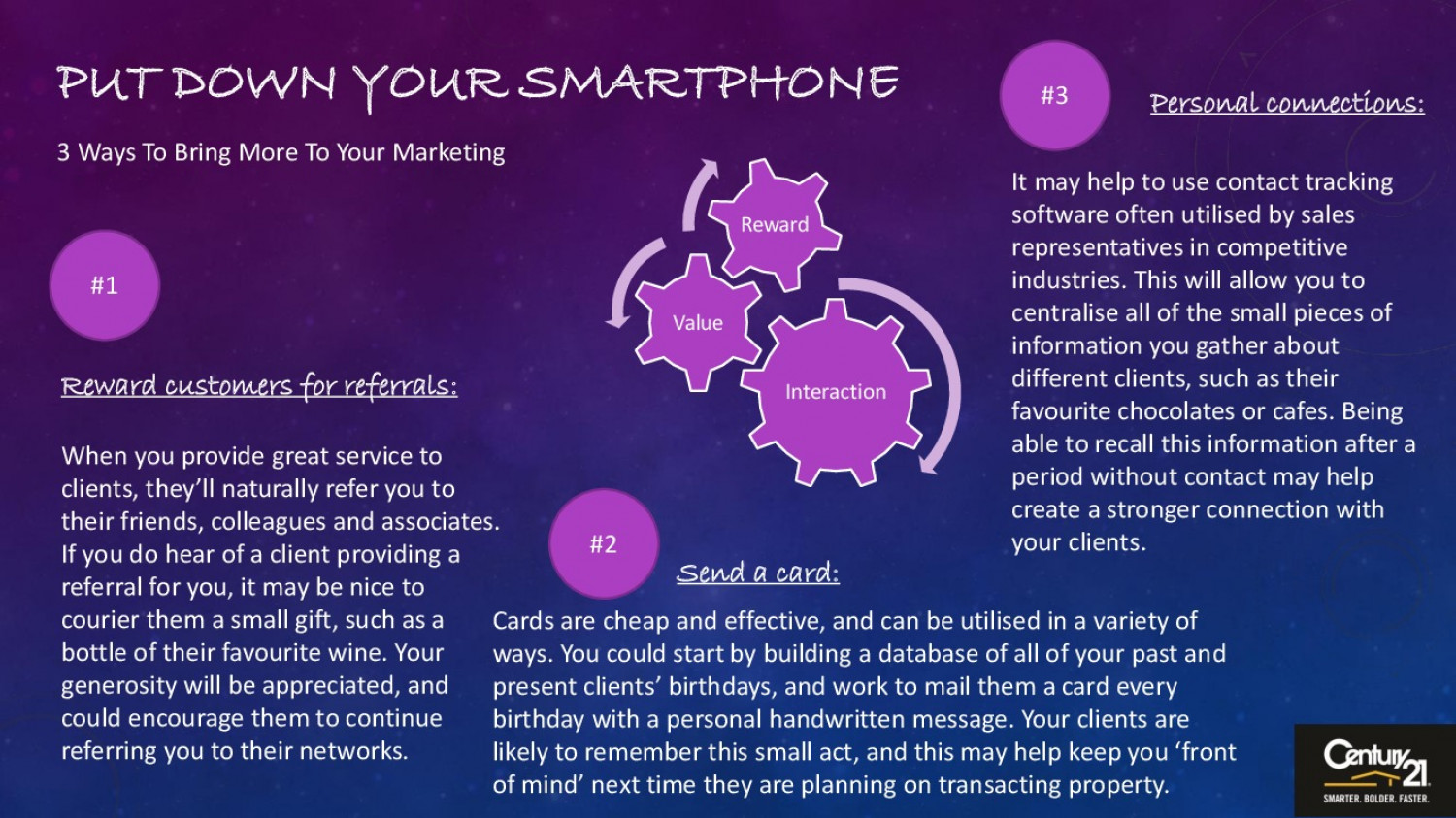 3 Ways To Bring More To Your Marketing Infographic