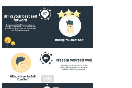 30 Interview Tips From 35 Career Specialists Infographic