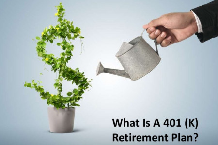 401k Retirement Plan, Advantages and Benefits Infographic