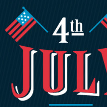 4th of July 2012 Infographic