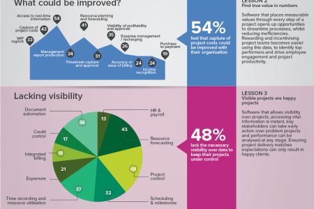 5 project lessons to take into 2014 Infographic