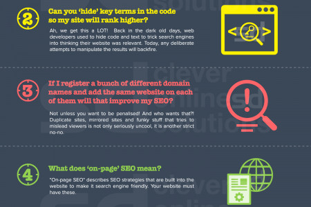 5 Tips on What To Do and Not To Do To Improve Your SEO Rankings  Infographic