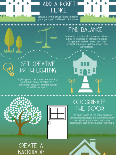 5 Simple Ways to Maximize Your Outdoor Space Infographic