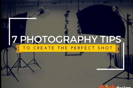 7 Photography Tips to Create The Perfect Infographic