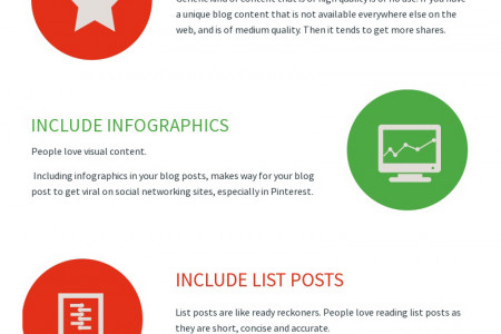 7 Ways To Get More Social Shares Infographic