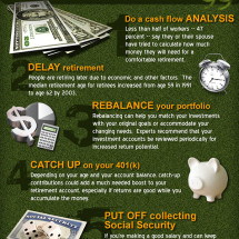 7 Ways to Stretch Your Retirement Income Infographic