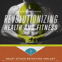 8 New Technologies Revolutionizing Health and Fitness Infographic