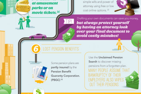 8 Valuable Benefits You May Not Know You Have Infographic