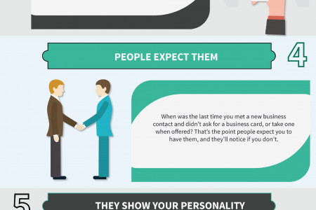 9 Ways Business Cards Can Still Be Effective In The Digital Age Infographic