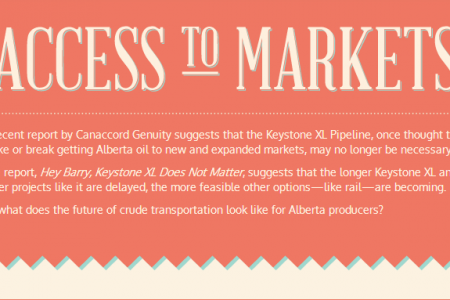 Access to Markets Infographic