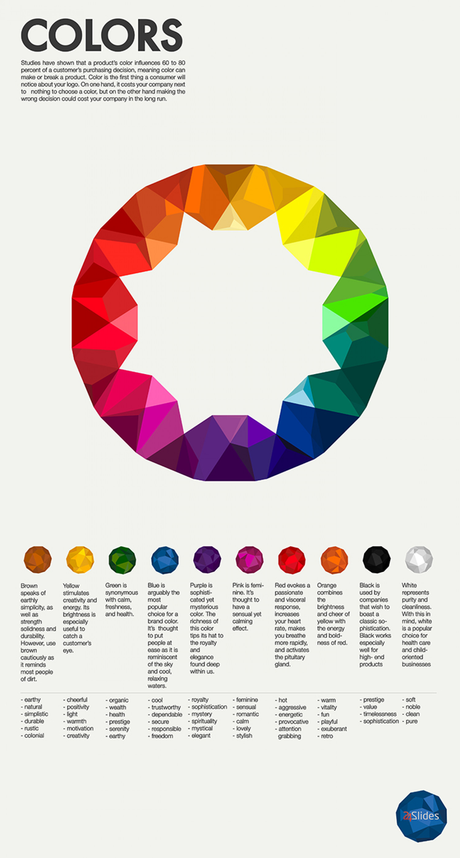 COLORS Infographic
