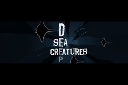 Deep Sea Creatures Infographic