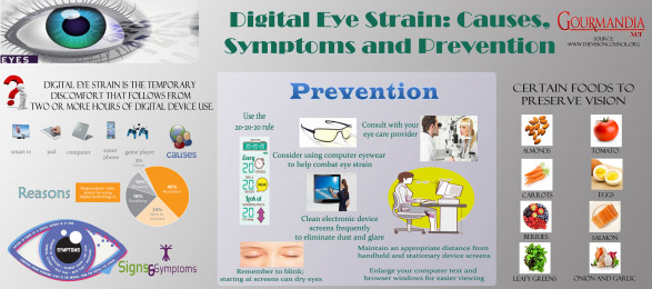 Digital Eye Strain: Causes, Symptoms and Prevention