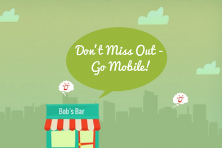 Don't Miss Out - Go Mobile!  Infographic