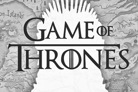 Game of Thrones In Numbers Infographic