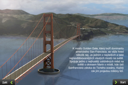 Golden Gate Bridge Infographic