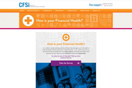 How is your Financial Health? Infographic