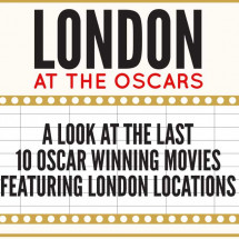 London At The Oscars Infographic