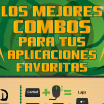 Los mejores combos para tus aplicaciones favoritas Infographic