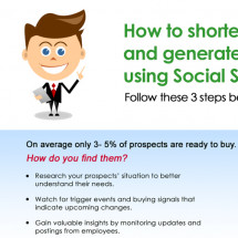 Social Selling Guide Infographic