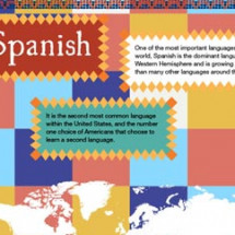 Spanish Language Infographic Infographic