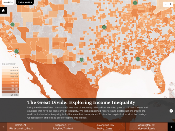 The Great Divide: Global income inequality and its cost