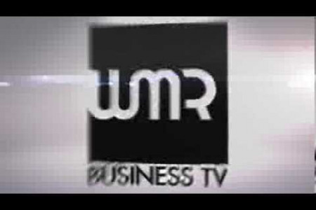 WMR Business Tv  Intro Infographic