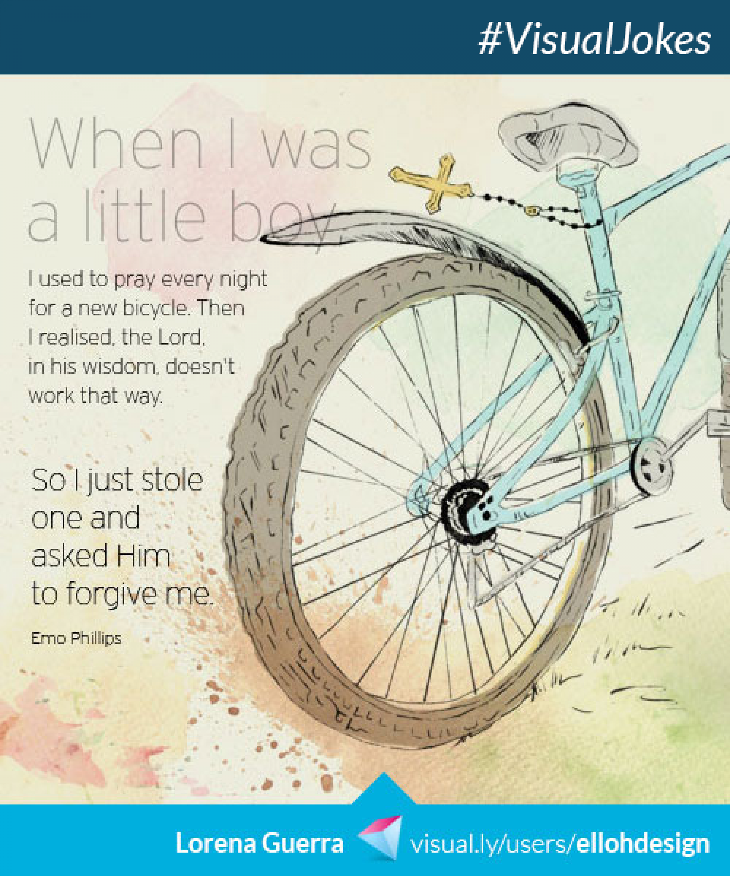 When I was a Little Boy Infographic