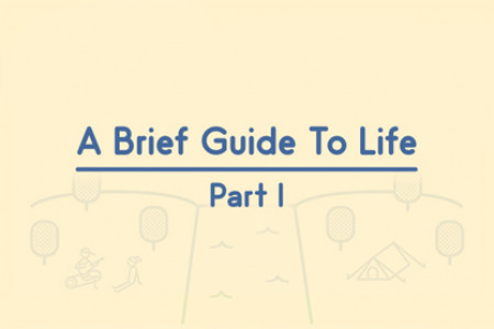 A Brief  Guide To Life - Part I Infographic