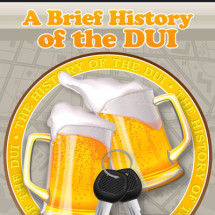 A brief history of the DUI Infographic