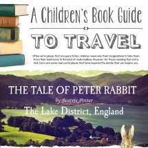 A Children's Book Guide to Travel [Infographic] Infographic