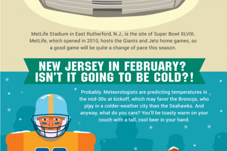 A Dumbass's Guide to the Super Bowl  Infographic